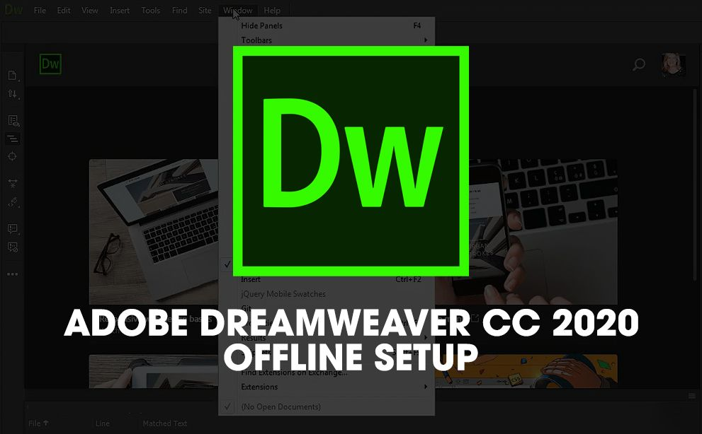 Dreamweaver CC Crack