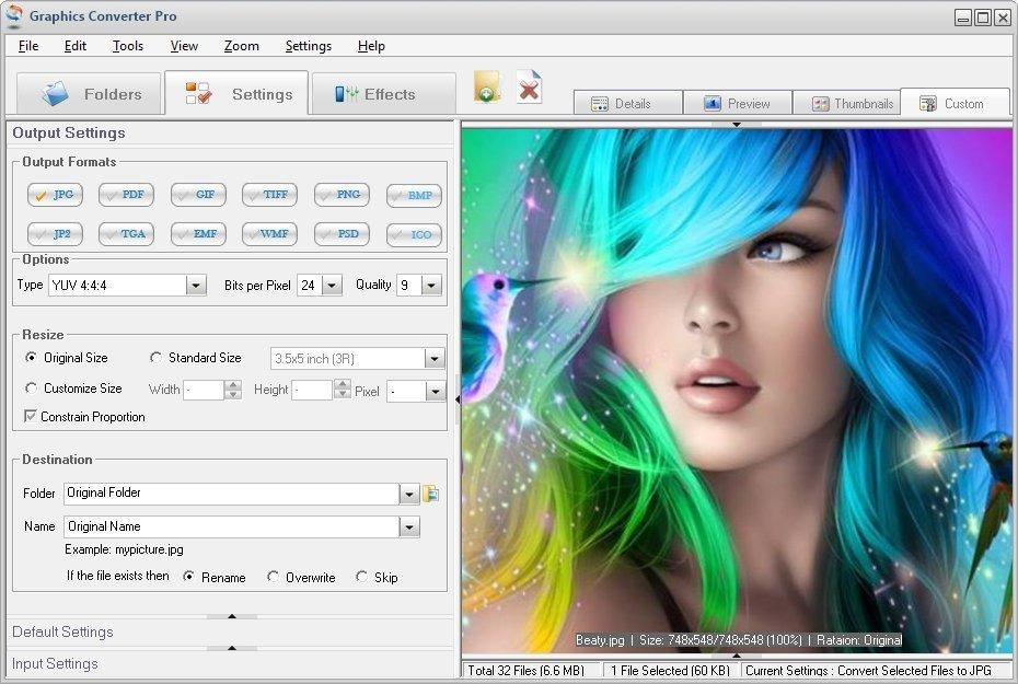 Graphics Converter Pro Registration key
