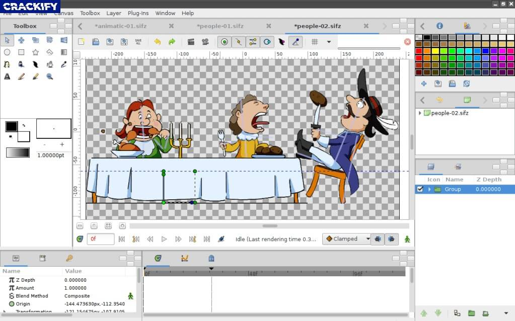 Cartoon-Animator-4 Registration key