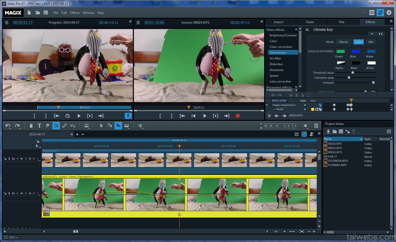 MAGIX-Video-Pro-Registration key
