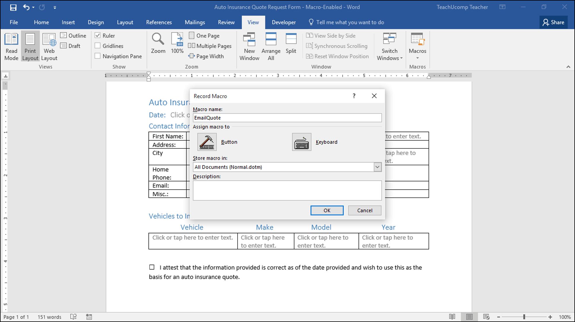 Macro Recorder Registration key