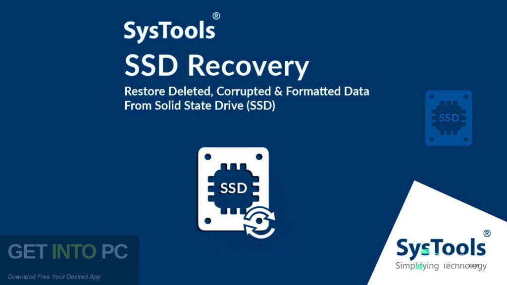 SysTools-SSD-Data-Recovery Crack