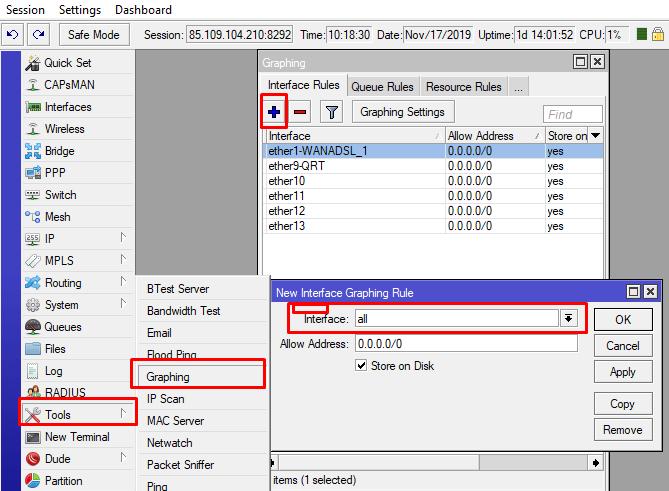 mikrotik-routeros Registration key